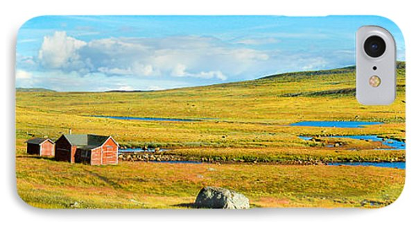 Hardangervidda In Norway IPhone Case by JR Photography