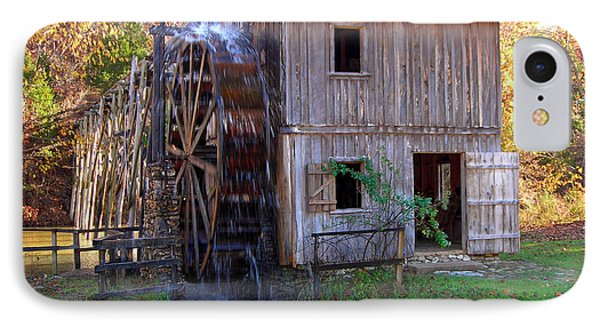 Hardy Mill In Autumn Phone Case by Ed Cooper