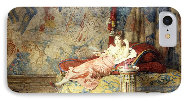 Harem Beauty IPhone Case by Alexandre Louis Leloir