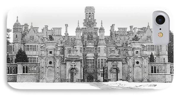 Harlaxton Manor IPhone Case
