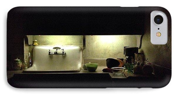 Harlem Sink IPhone Case by H James Hoff