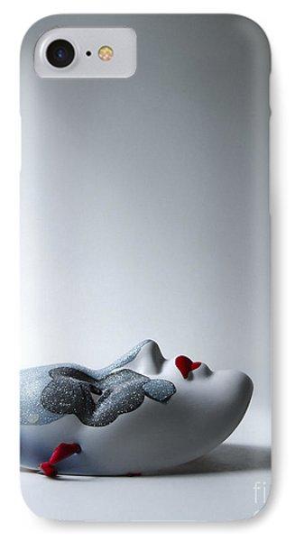 Harlequin IPhone Case by Diane Diederich