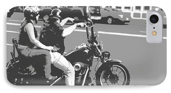 Harley Davidson Poster IPhone Case