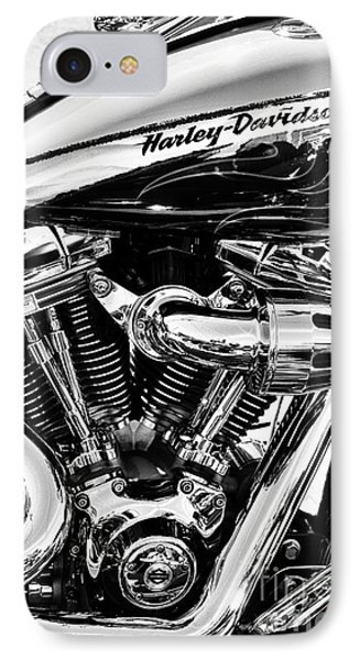 Harley Monochrome IPhone Case