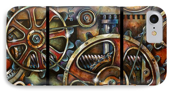Harmony 7 Phone Case by Michael Lang
