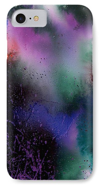 IPhone Case featuring the painting Harmony by Min Zou