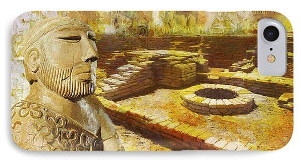 Harrappa Unesco World Heritage Site Phone Case by Catf
