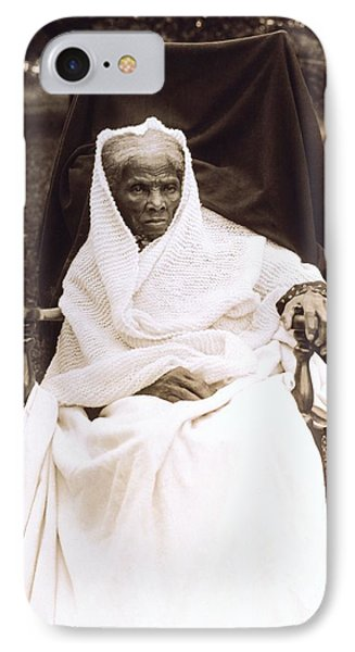 Harriet Tubman Portrait 1911  IPhone Case by Unknown