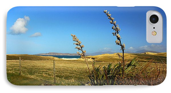 Harris Outer Hebrides Phone Case by The Creative Minds Art and Photography