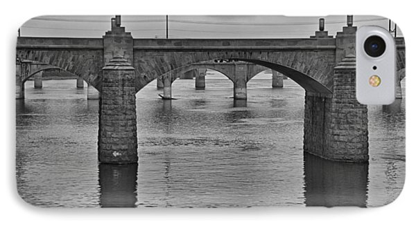 Harrisburg Bridges IPhone Case