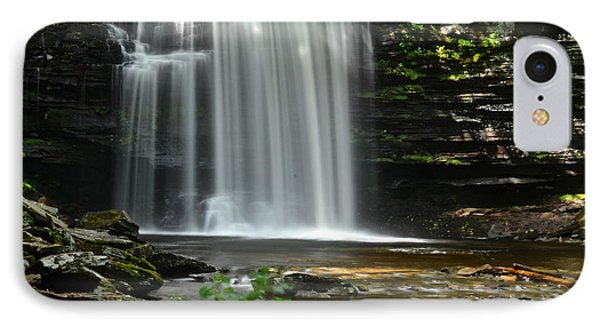 Harrison Wright Falls Phone Case by Frozen in Time Fine Art Photography
