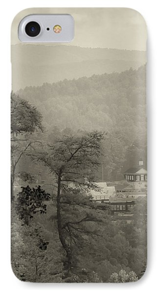IPhone Case featuring the photograph Harshaw Chapel by Margaret Palmer