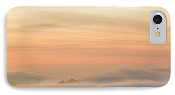 Harter Fell Above The Clouds IPhone Case