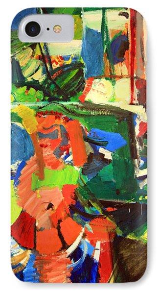 Hartigan's Summer Street IPhone Case by Cora Wandel
