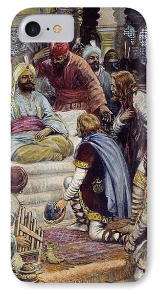 Harun Ar-rashid (763?-808) IPhone Case