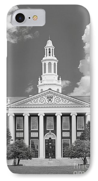 Baker Bloomberg At Harvard University IPhone 7 Case by University Icons