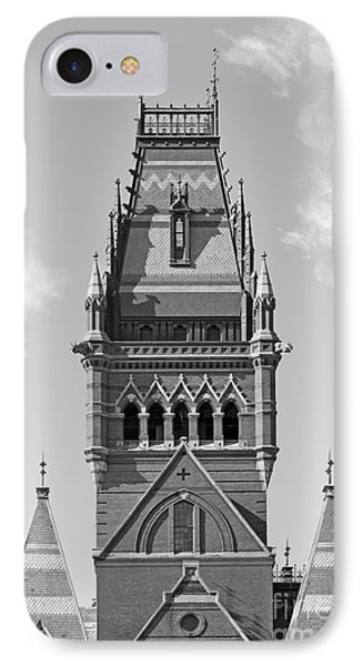 Memorial Hall At Harvard University IPhone 7 Case by University Icons