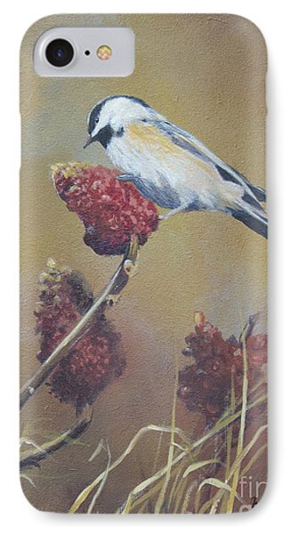 IPhone Case featuring the painting Harvest  by Margit Sampogna