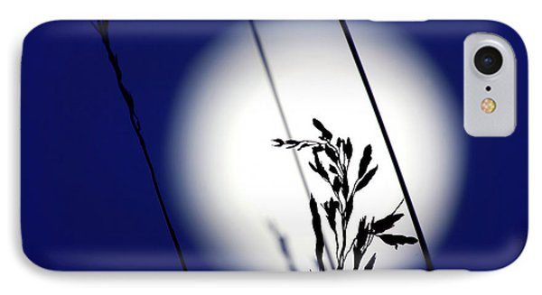 IPhone Case featuring the photograph Harvest Moon by Jim Garrison