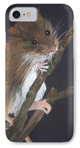 Harvest Mouse IPhone Case