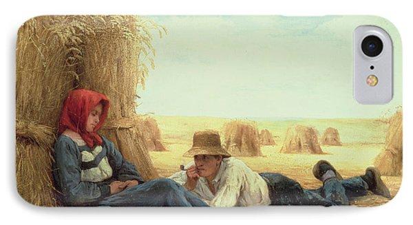 Harvest Time Phone Case by Julien Dupre