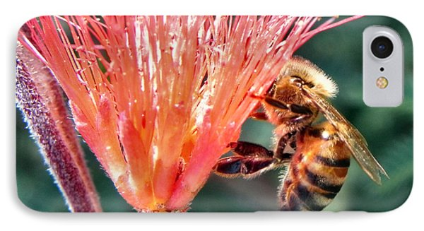 IPhone Case featuring the photograph Harvesting by Deb Halloran
