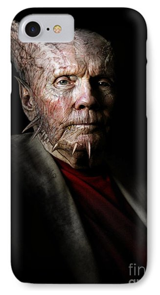 Hatred From Within IPhone Case by Tony Koehl