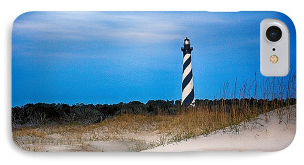 Hatteras Morning Light IPhone Case by Tony Cooper