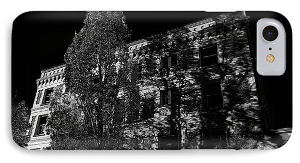 Haunted Hotel IPhone Case