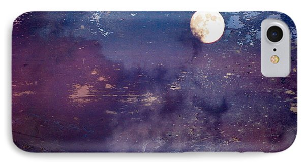 Haunted Moon IPhone Case