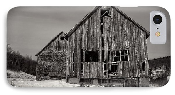 Haunted Old Barn IPhone Case