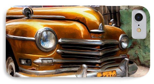 Havana 2 - Caribbean Serie IPhone Case