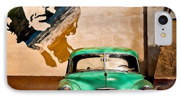 Havana - Caribbean Serie IPhone Case