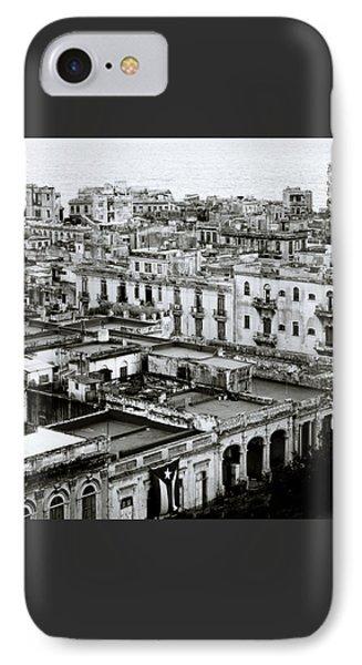Havana City IPhone Case by Shaun Higson