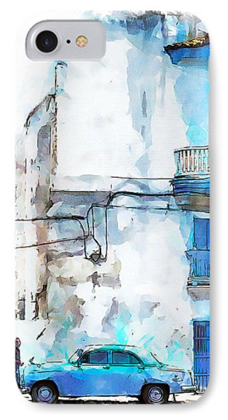 Havana Street IPhone Case
