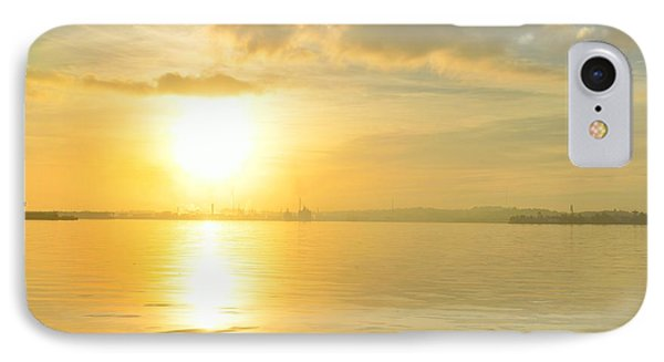 Havana Sunrise IPhone Case