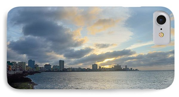 Havana Sunset IPhone Case