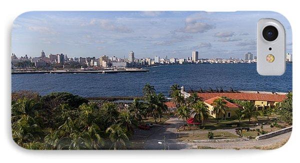 IPhone Case featuring the photograph Havanna Skyline by Juergen Klust