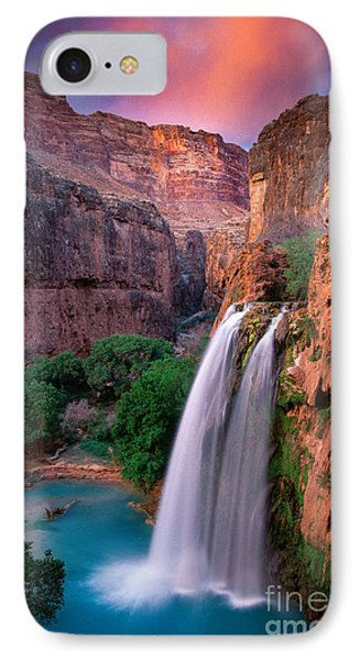 Havasu Falls IPhone 7 Case by Inge Johnsson