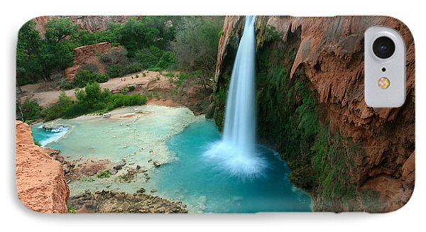Havasu Falls Morning IPhone Case