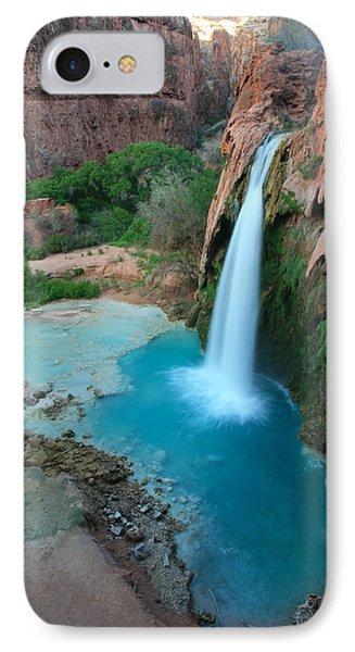 Havasu Falls Portrait IPhone Case
