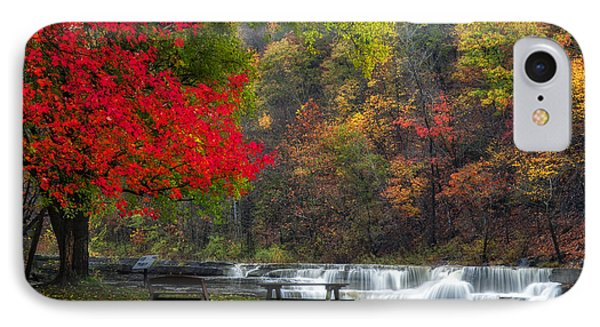 Have A Seat IPhone Case by Mark Papke