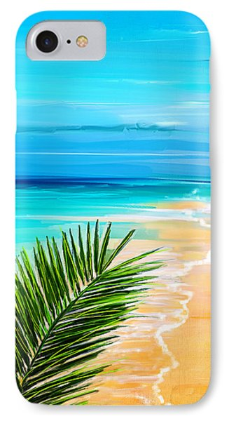 Haven Of Bliss IPhone Case by Lourry Legarde