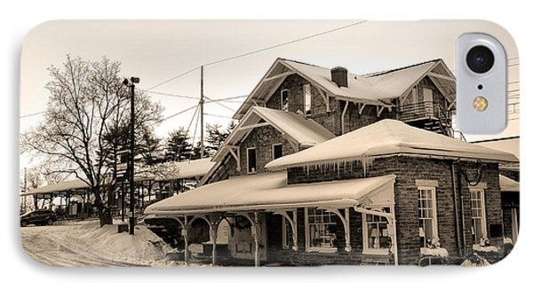 Haverford Station IPhone Case