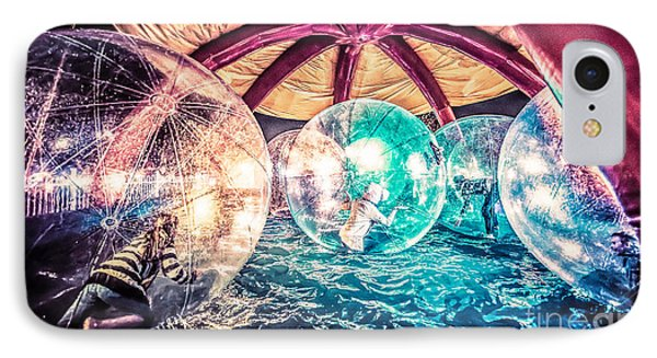 Having A Ball IPhone Case by Ray Warren
