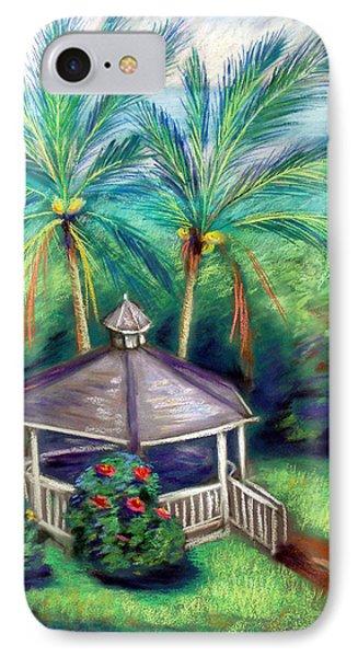 Hawaii Hideaway IPhone Case by Karin  Leonard