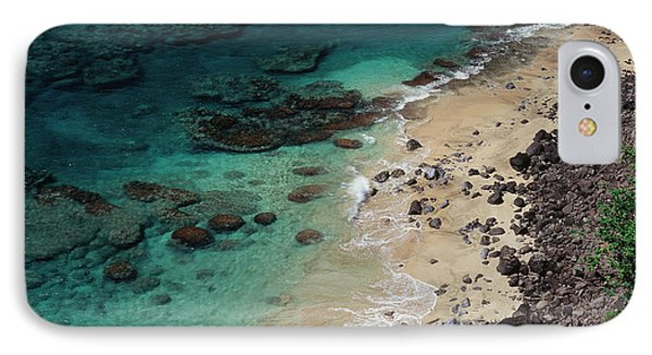 Hawaii, Kauai, Haena State Park, A View IPhone Case