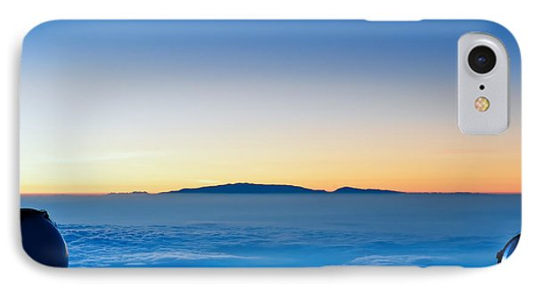 IPhone Case featuring the photograph Hawaii Sunset by Jim Thompson