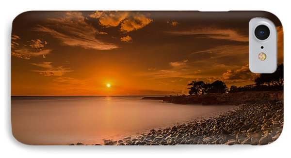 Hawaii Sunset IPhone Case