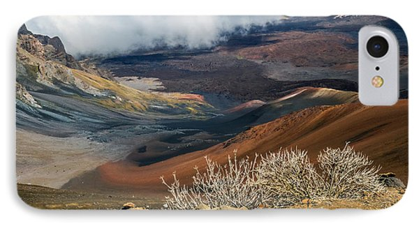 Hawaii Volcano Landscape Phone Case by Pierre Leclerc Photography